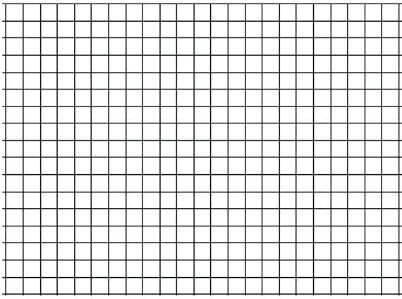 1 cm Grid Paper Word Document