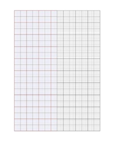 10 Square Per Inch Graph Paper