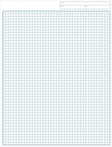 Engineering Grid Paper