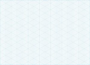 Isometric Graph Paper