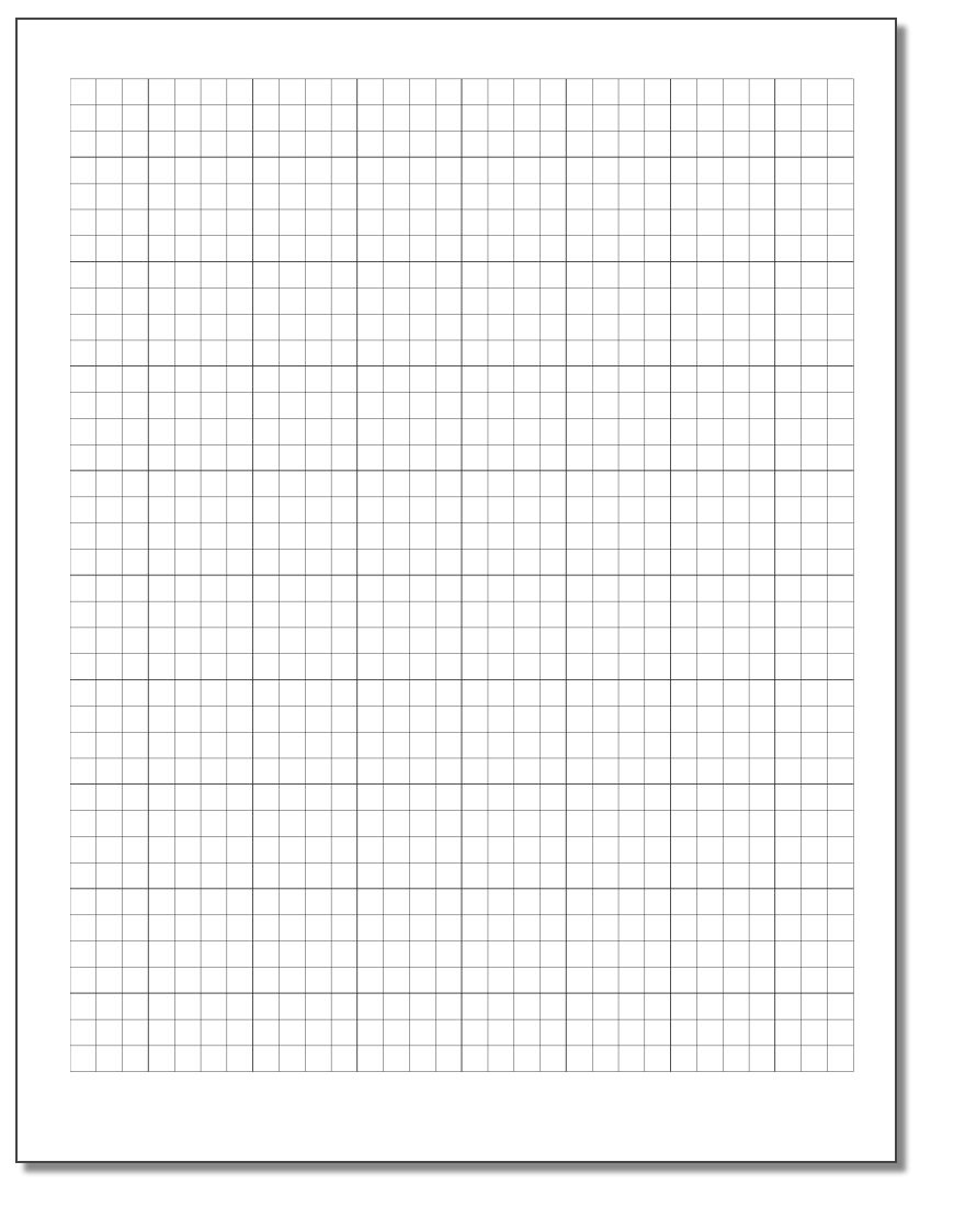 Engineering Graph Paper
