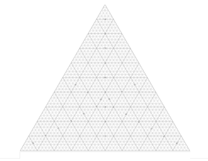 Triangle Graph Paper Printable