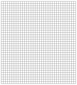 Virtual Graph Paper Printable