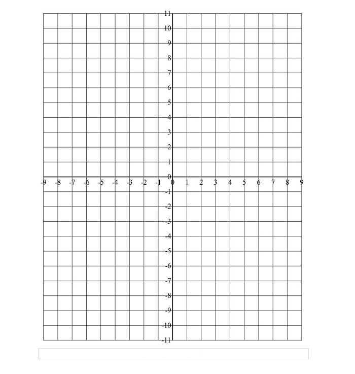 Virtual Graph Paper with X and Y Axis