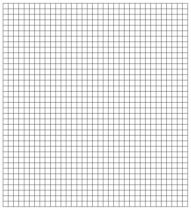 Virtual Graph Paper Printable