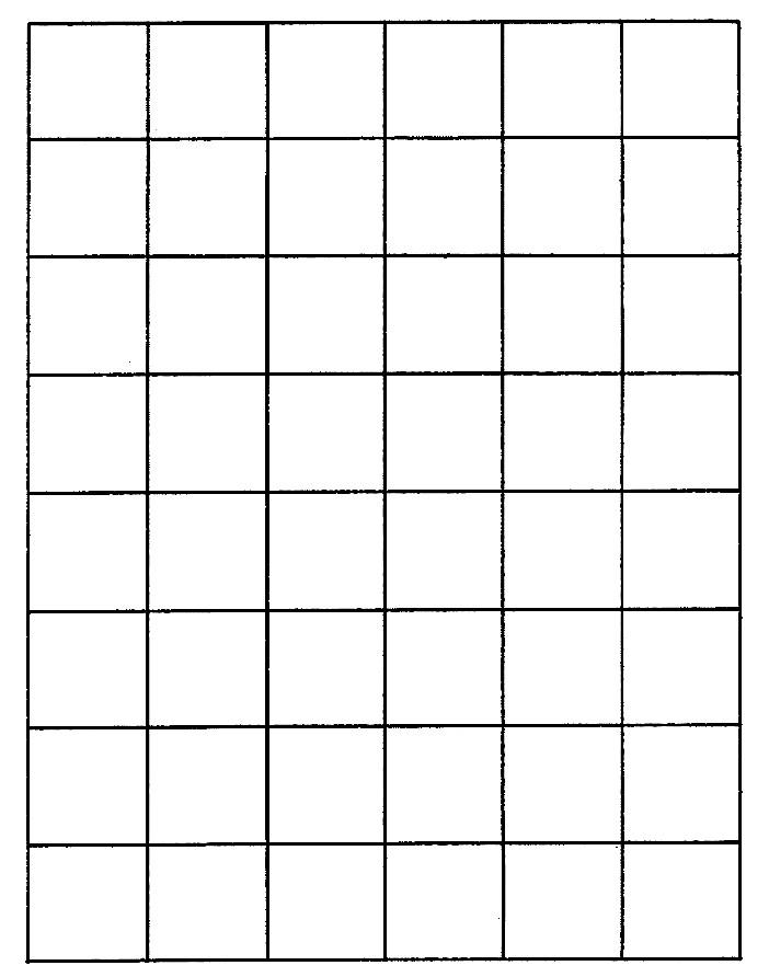 1 Inch Graph Paper PDF