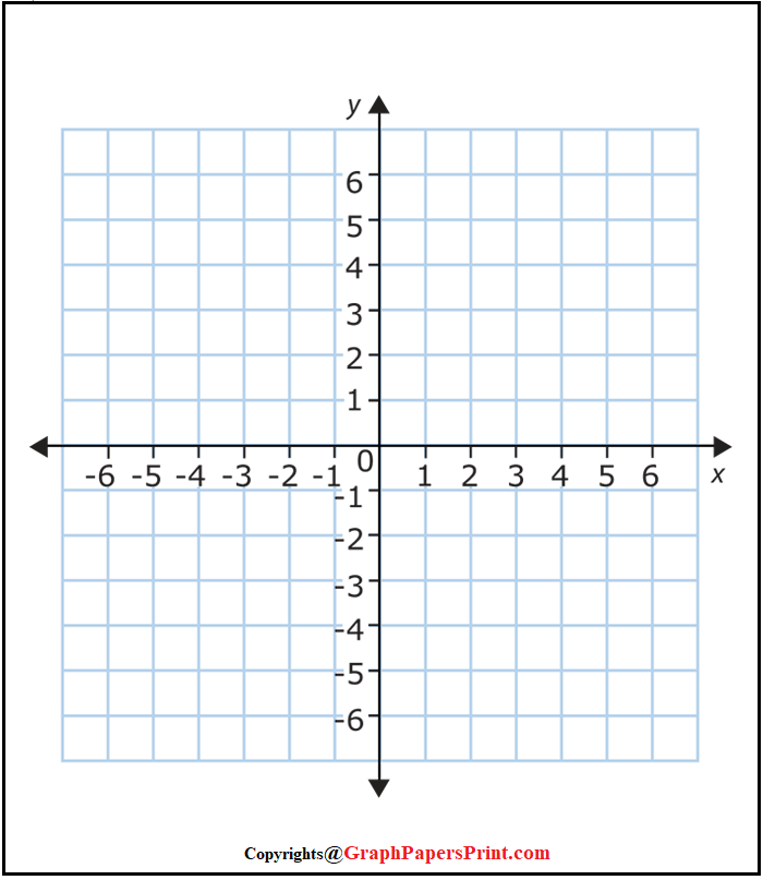 Polar Coordinate Graph Paper