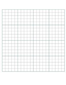 Printable Math Graph Paper