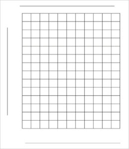 Bar Graph Paper Printable