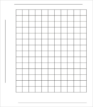Bar Graph Paper Printable