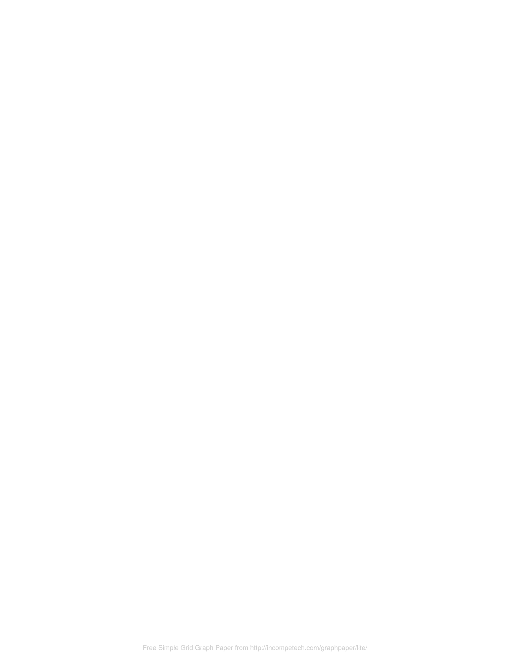 Digital Papers - Grid Papers