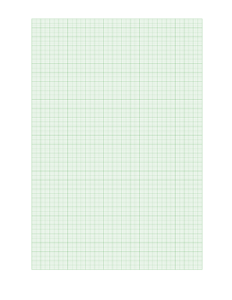 Printable Green Graph Paper