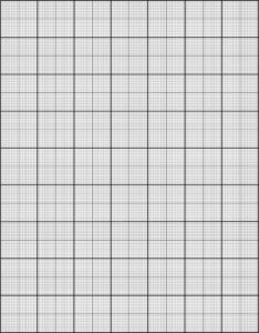 Uses of Graph Paper