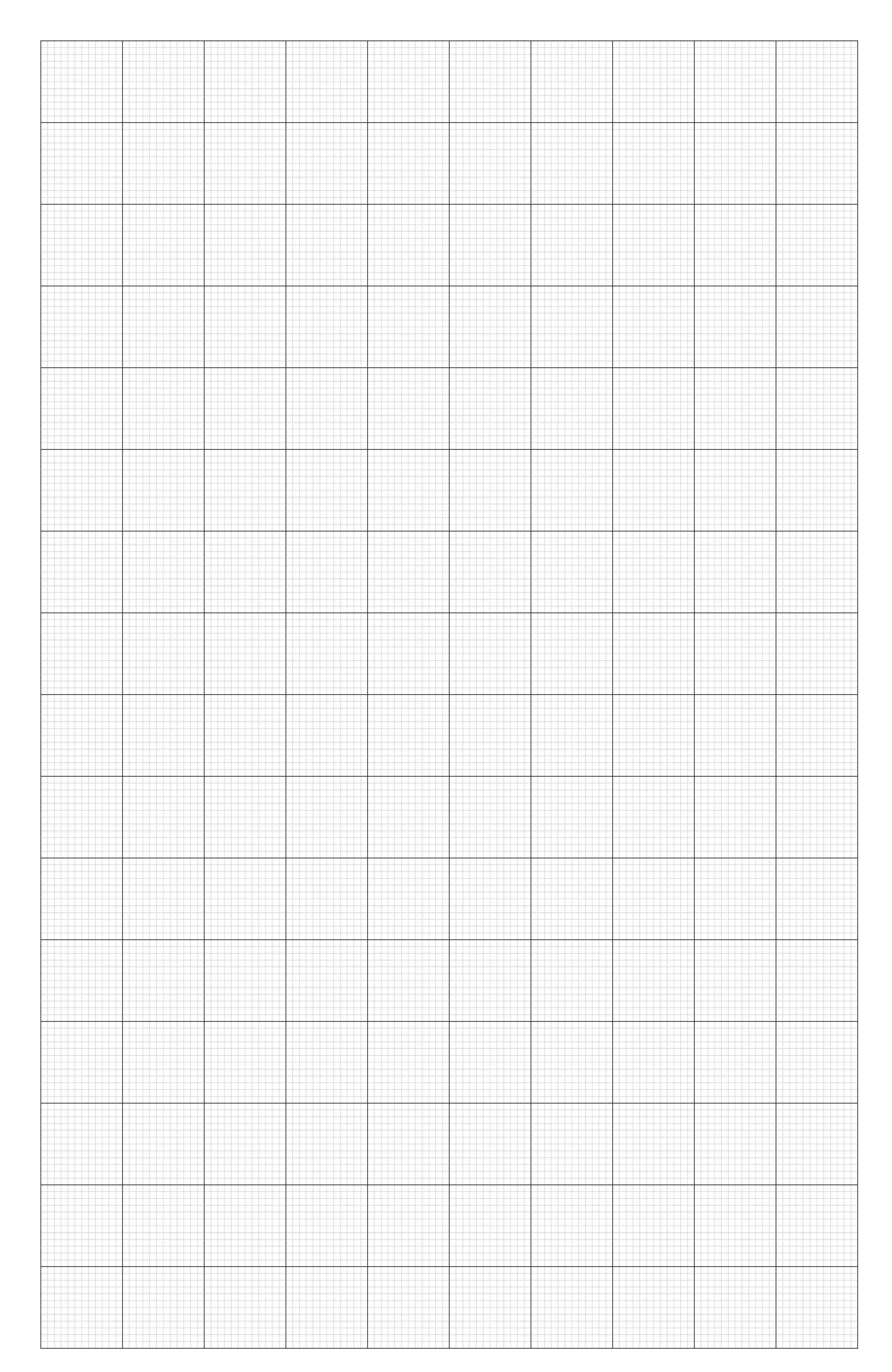 Math Graph Paper
