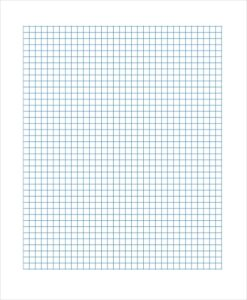 Graph Paper A3 Size