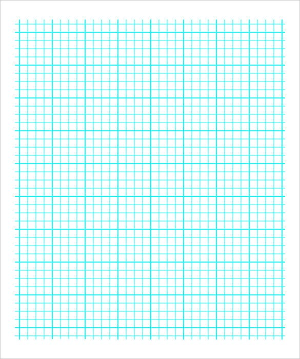 A4 Grid Paper Printable