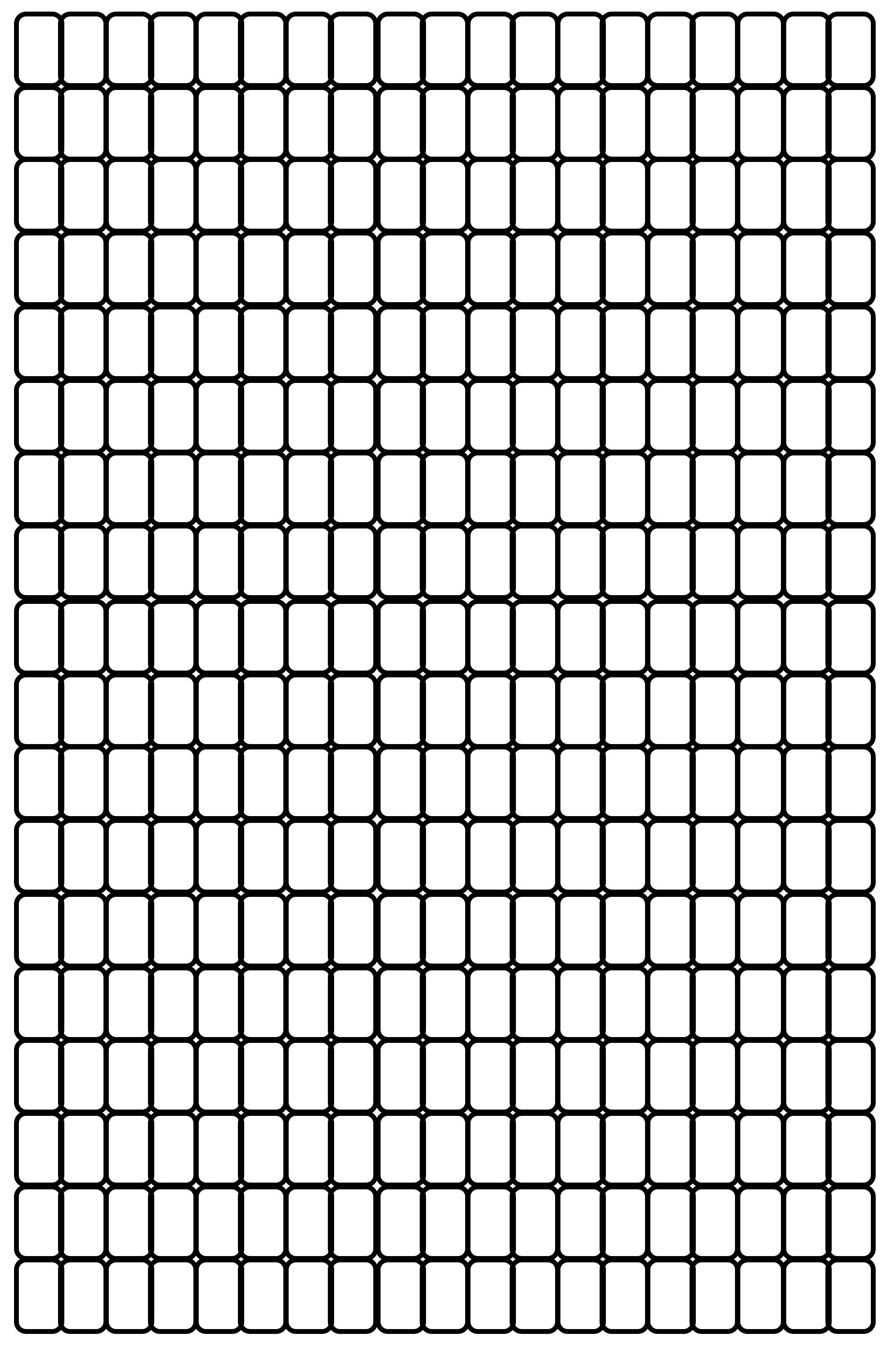 Bead Graph Paper