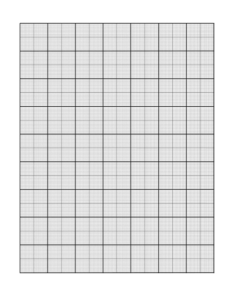 How To Make a Square Grid in Excel